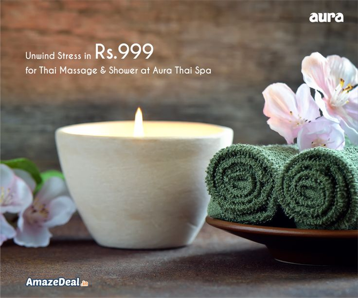 Get closer to your favourite Thai/Exotic/Aroma Spa and spend chilling your day in Rs.799 only at - www.amazedeal.in #AmazeDeal #AmazingSavings #StayAmazed