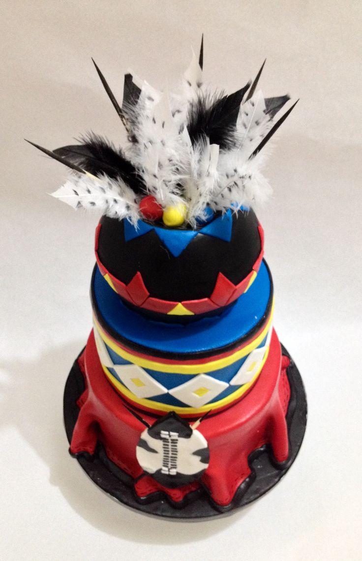Traditional wedding cake Avril's Den Cakes