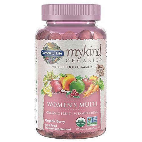 mykind Organics Women's Multi Gummies are Certified USDA Organic and Non-GMO Project Verified fruit and vitamin gummies. Made with nine organic whole fruits in every bottle—no synthetic vitamins—mykind Organics Women's Multi Gummies contain no artificial flavors or colors and come in a great-t... more details at http://supplements.occupationalhealthandsafetyprofessionals.com/vitamins/multi-prenatal-vitamins/multivitamins/product-review-for-garden-of-life-gummy-vitamin