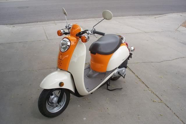 2002 Honda Metropolitan Scooter Classics Pinterest