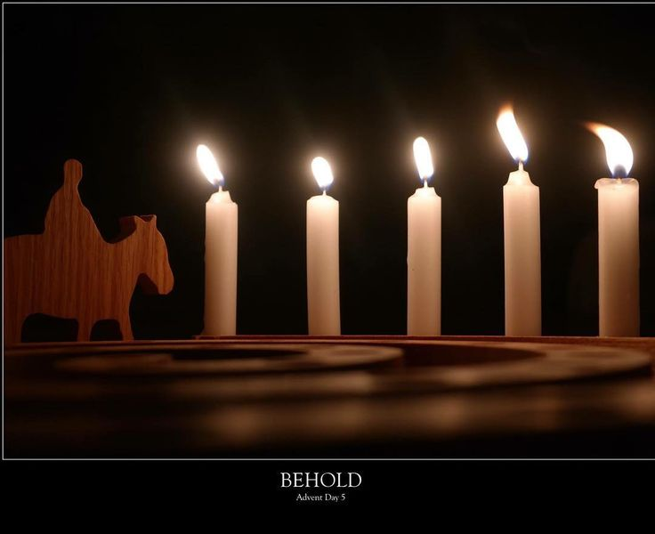 """ADVENT to Epiphany  Day 5 #advent from Latin adventus """"the approach or the arrival. advenio is the verb: """"I am coming. Prepare for the coming of the Lord. Behold ... The number 5 symbolizes God's grace goodness and favor toward us.  Somewhere between """"In the beginning"""" and the """"It is finished"""" we come to know and understand it is the grace and favor of God that breathed life into us in the beginning and is working to complete every good thing he began in us to the finish.  Advent is taking…"""