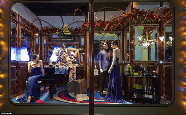 Harrods, find the perfect christmas present | Club Delux | Vip Luxury Club