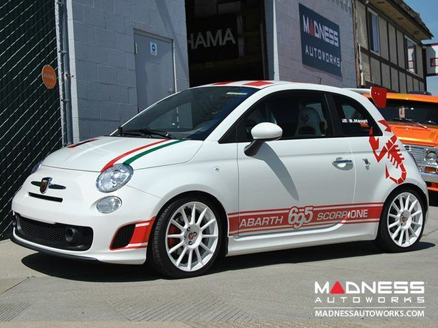 Custom Abarth 695 Scorpione by 500 MADNESS-*PICS*