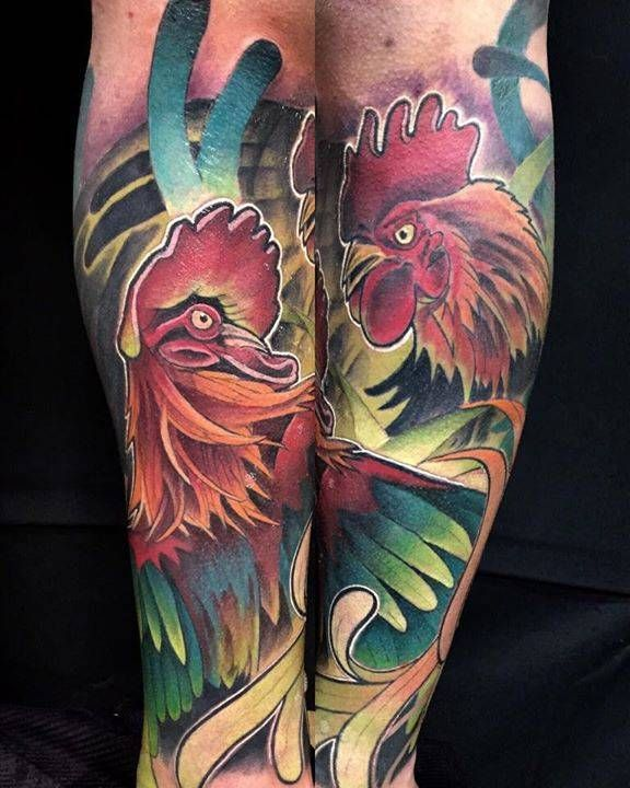 Más De 25 Ideas Increíbles Sobre Tatuaje De Gallo En