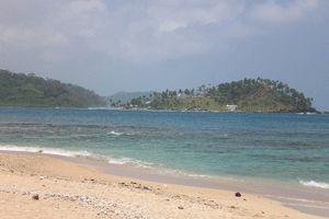 Isla Grande, Colon, Panama
