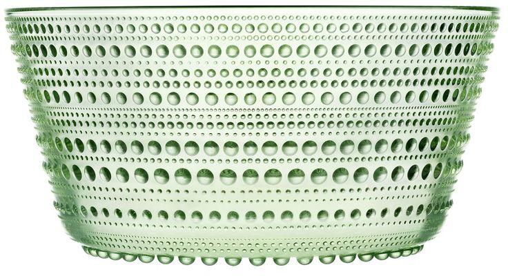 Iittala Kastehelmi serving bowl.