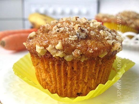 Anna Olson Carrot Cake Muffins