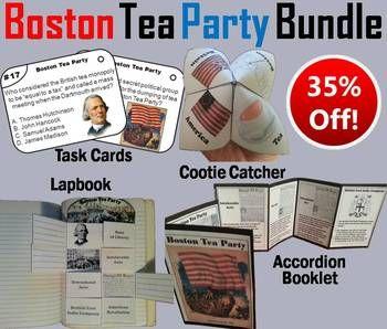 Boston tea party date