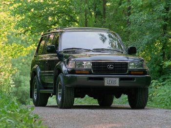 Lexus LX 450 (FZJ80) '01.1996–01.1998