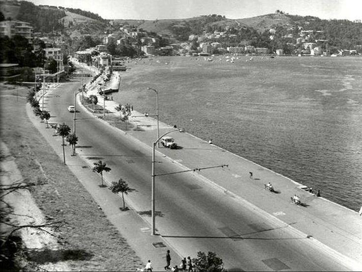 1953 YILI BEBEK SAHİLİ