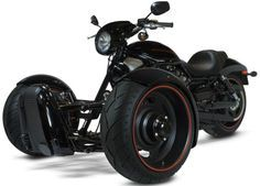 Scorpion Kit Or How To Convert Your Harley Intor A Cool Reverse Trike