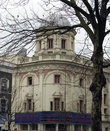 Coronet Cinema, Notting Hill Gate, Notting Hill, London