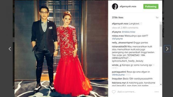 Diberitakan Menikah dengan Keluarga Kerajaan Malaysia, Rossa Minta Bukti - Lifestyle - Forum Liputan6