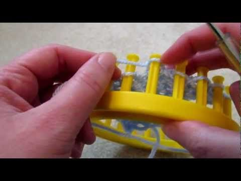 The Seed Stitch - YouTube
