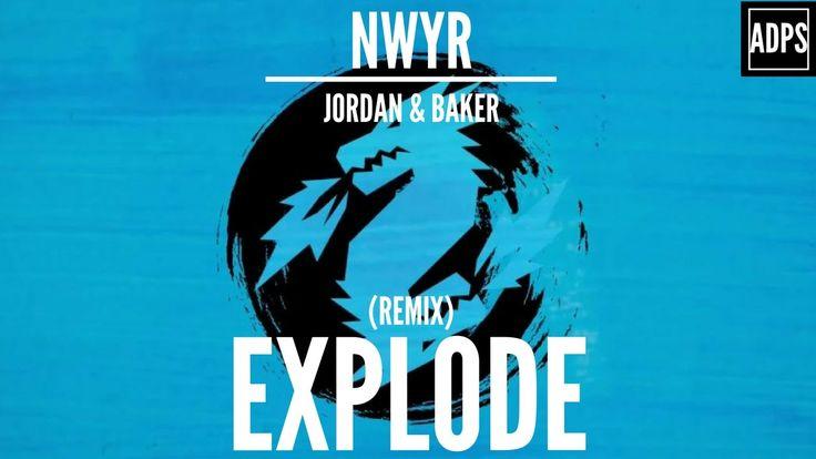 Jordan & Baker - Explode (NWYR Remix) | Ultra Music Festival 2017
