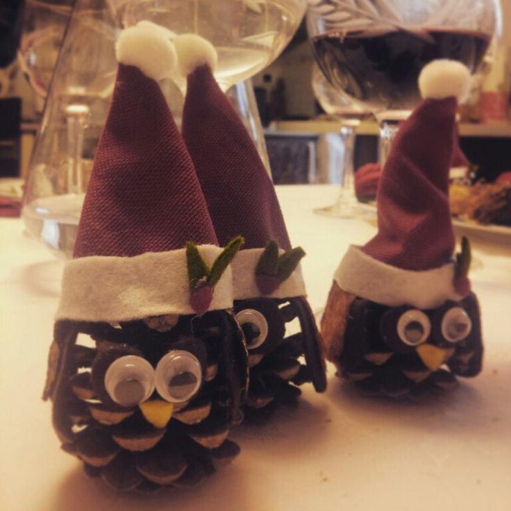 Segnaposto natale!! #handmade