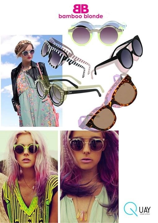 Quay eyewear in our stores ✌