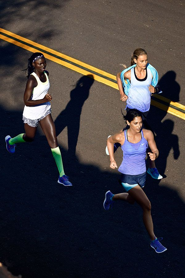 Discover new ways to run with your crew. Track your route, distance, pace, time and calories with the Nike+ Running App.