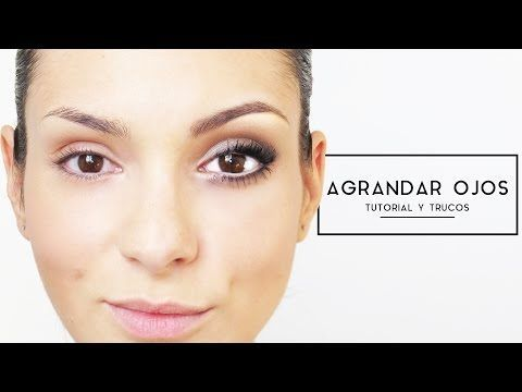 ♡ MAQUILLAJE PARA OJOS PEQUEÑOS: TIPS PARA RESALTARLOS ♡ MAKEUP TUTORIAL FOR SMALL EYES - YouTube