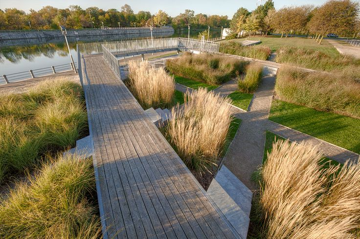 Welland_Canal_Park_Civic_Square-Janet_Rosenberg-Studio-01 « Landscape Architecture Works | Landezine