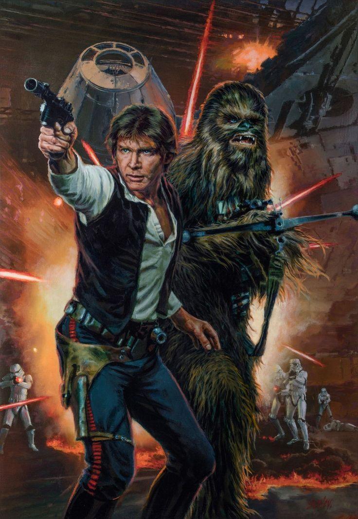 Han Solo Starwarsfanart Com Star Wars Star Wars Art Starwarsfanart Starwars Starwarsart Sta Star Wars Canvas Art Star Wars Poster Star Wars Pictures