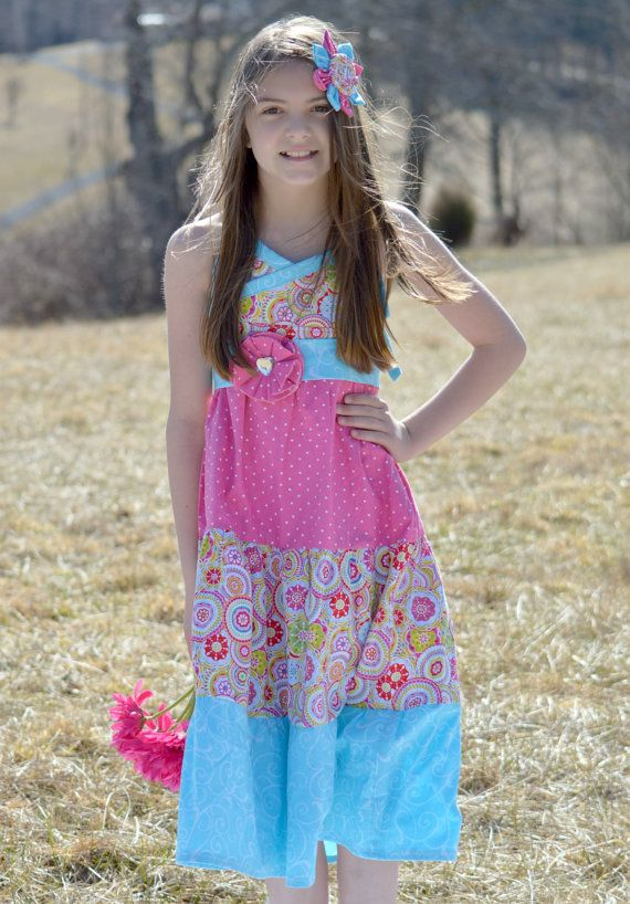 Cara Maxi Dress by AMDesignsBoutique on Etsy, $35.00