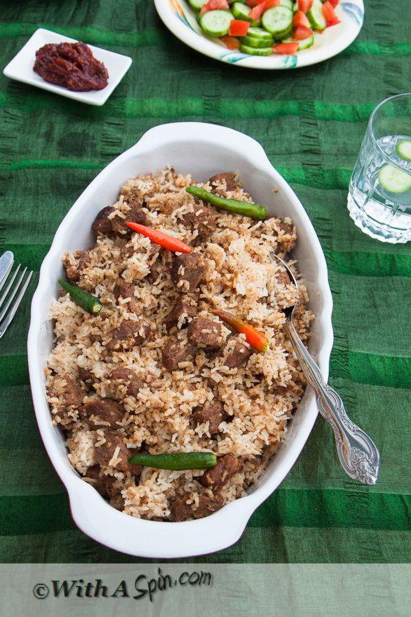 47 best bengali food images on pinterest bangladeshi food bengali old dhaka style tehari aromatic rice cooked with beef bangladeshi recipesbangladeshi foodtehari forumfinder Gallery