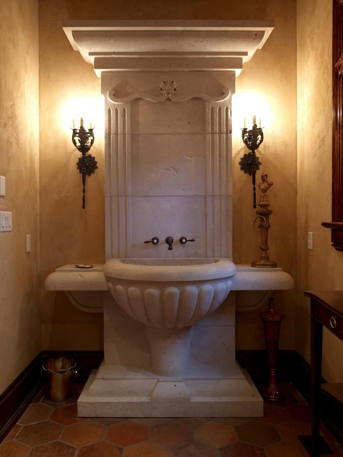 109 best images about victorian bathroom on pinterest for Gothic bathroom ideas