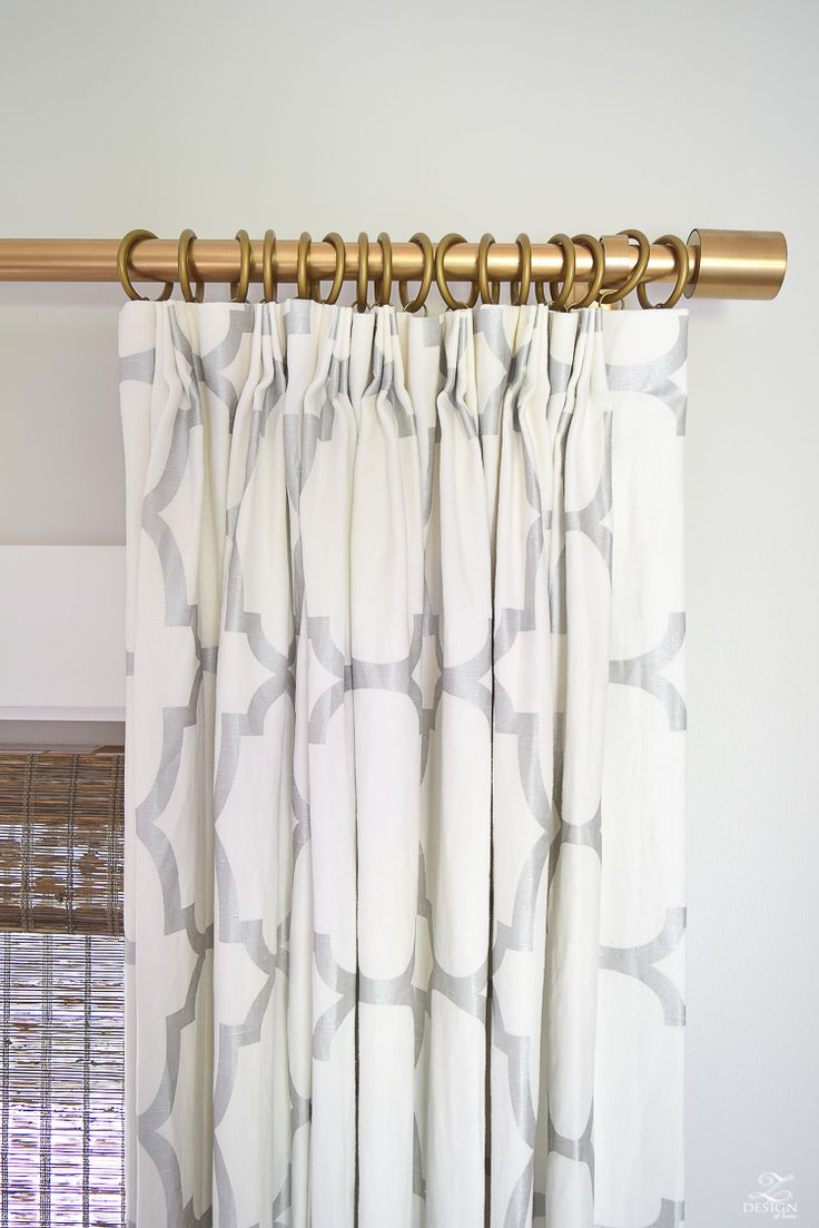 kravet riad linen custom curtains in silver how to know when to use what curtains west elm brass curtain rods-4