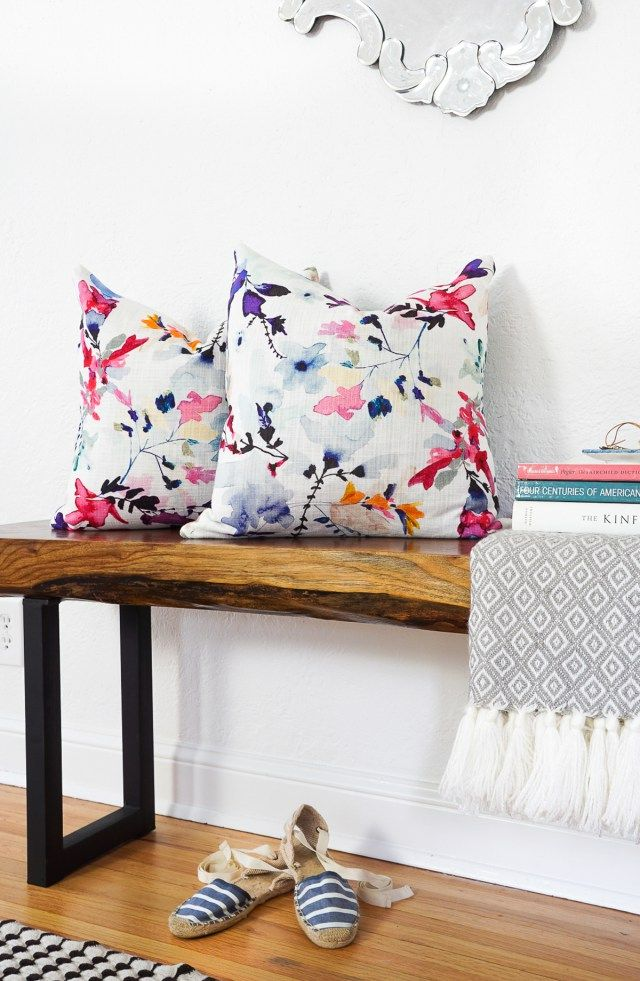 No-Sew Envelope Pillows Made from Napkins & 1255 best Home Decor DIY images on Pinterest | Home Reupholster ... pillowsntoast.com