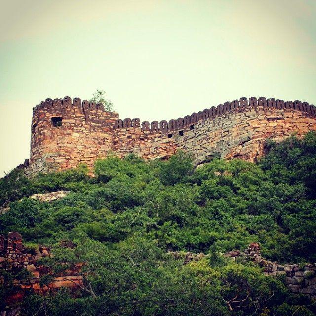 Udayagiri Fort in kanyakumari..... by kanyakumari_site