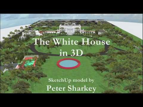 The White House 3D Tour  A great way to use technology to show children the White House and connect children with Social Studies. This video benefits children who may have not ever been to D.C. or seen the White House close up.-CH