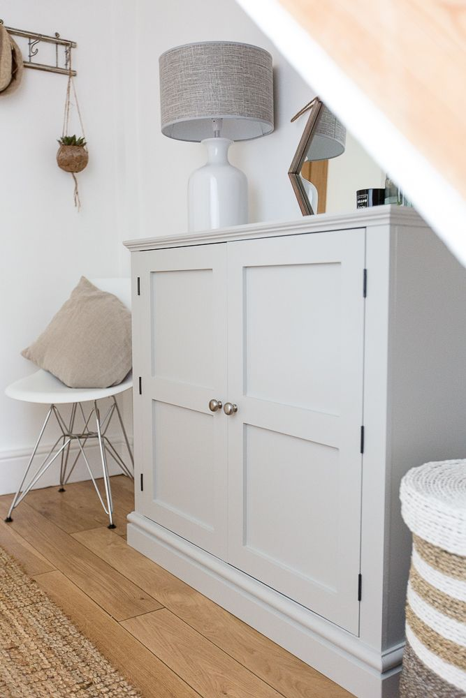 Jali Mdf Custom Shoe Cupboard - Small Entryway With Storage Solutions For Small Spaces