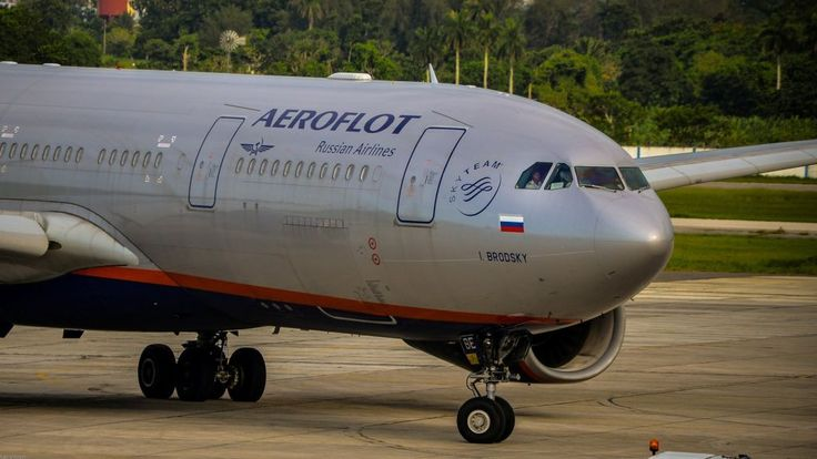 Ukraine bans all Russian planes from using its airspace as Russian state-controlled energy giant Gazprom stops delivering gas to its neighbour.