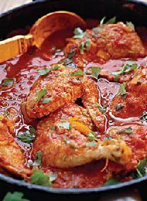 Чахохбили из курицы – грузинский рецепт