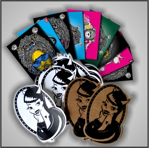 Best Sticker Art Images On Pinterest Custom Stickers - Custom vinyl stickers for promotion