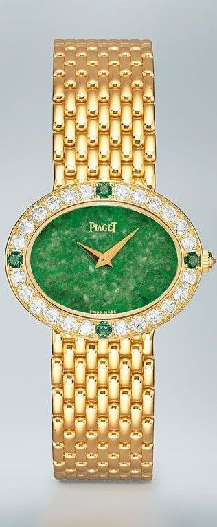 Piaget Emeralds and Diamonds