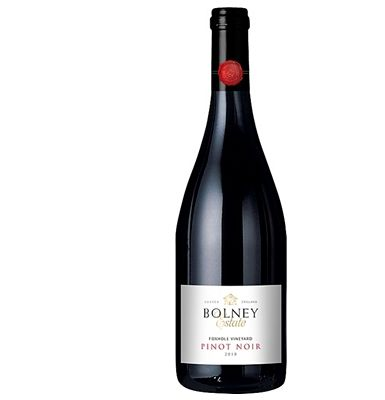 Bolney Estate Pinot Noir A lovely ripe, lightly oaked Pinot Noir from English winery Bolney. Gorgeous with smoked fish or ham. (Barcode EAN=5060135650049) http://www.MightGet.com/january-2017-13/bolney-estate-pinot-noir.asp