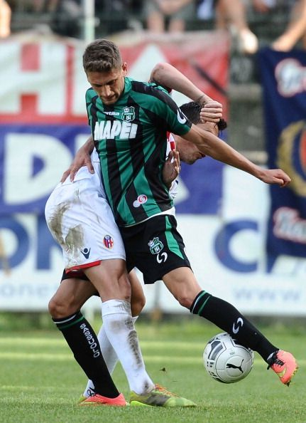 Domenico Berardi of Sassuolo