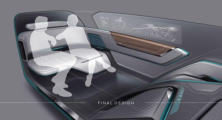 Autonomous Interior Concept for pet