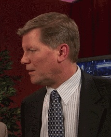 First his dance, how his lines!    #wrestling #wwe #smackdown #john #laurinaitis #gif