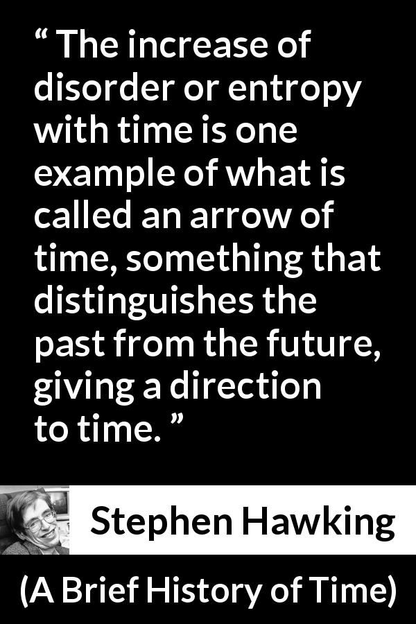 Stephen Hawking About Past A Brief History Of Time 1988