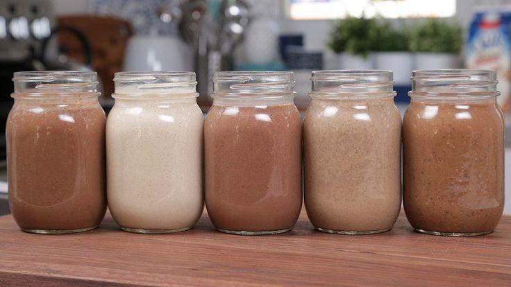 5 Smoothie Recipes with a Caffeine Kick