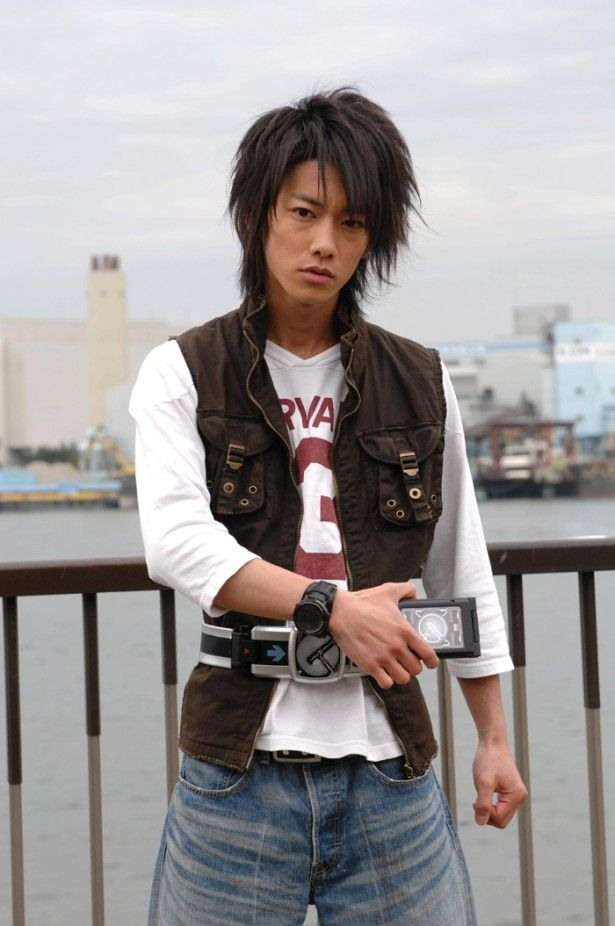 佐藤健が演じる野上良太郎は臆病かつ引っ込み思案な性格