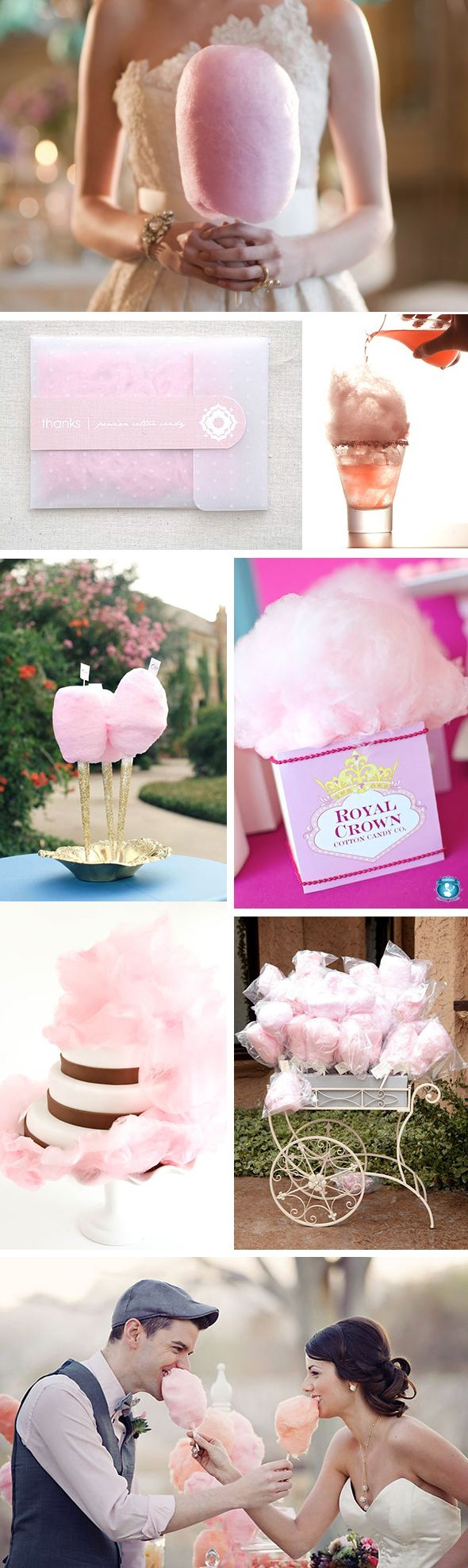 Cotton Candy Wedding Ideas | The Bridal Bar