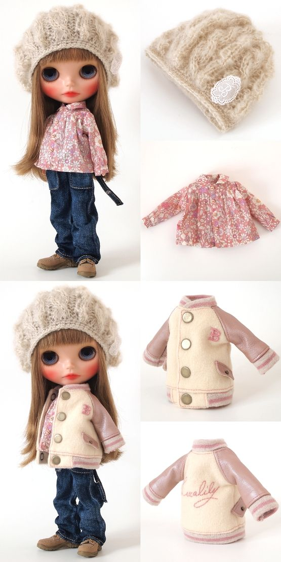 ** Blythe outfit ** Lucalily 286**の画像:mahounote.
