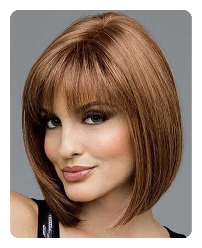 Blunt Cut Bob - Rock Your Edge With 100+ Haircuts To Choose From