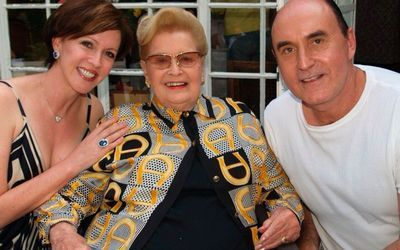 ON THE STAGE | SA bids farewell to first lady of musical theatre Joan Brickhill. Picture: CAROLYN STEYN. http://ow.ly/t1yaR