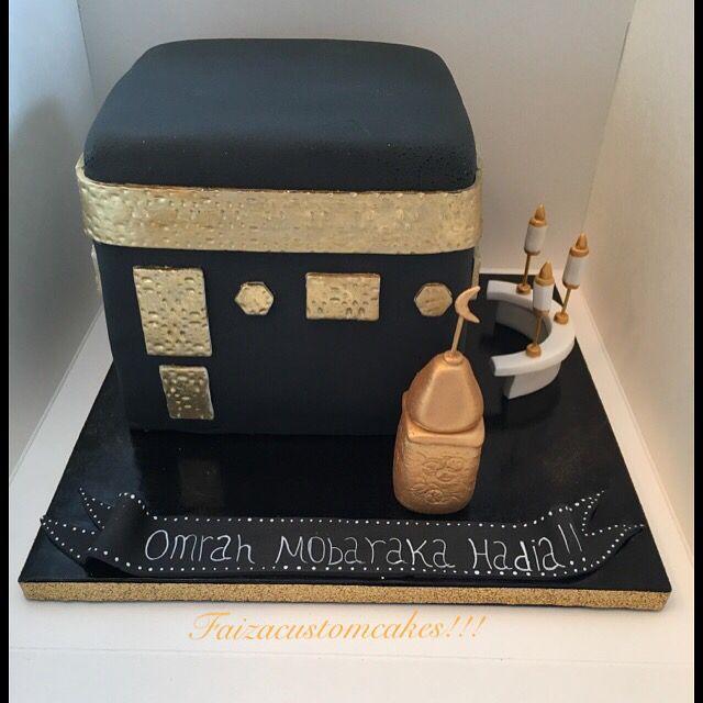 Umrah Banner: Hajj Cake! By Faizacustomcakes!!! ️ ️