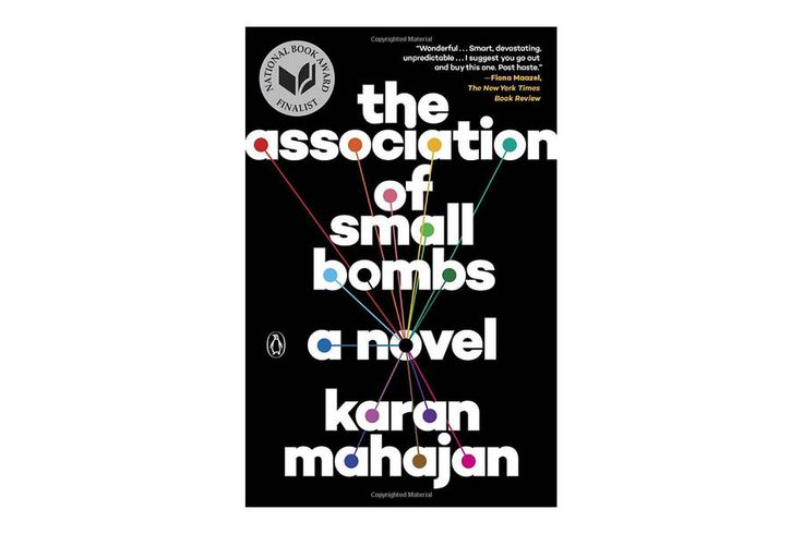 The Association of Small Bombs by Karan Mahajan - The Best Books of 2016 by Southern Authors - Southernliving. Buy It: $17.68; amazon.com  Two brothers are hit by one of many small bombs that detonate around the world; one dies, but the other survives, and through his scars (both physical and emotional), we trace the effects of terrorism on families, on countries, and on the psyches of both those who are wounded by the violence and of those who make it happen. Difficult and dark, this book…